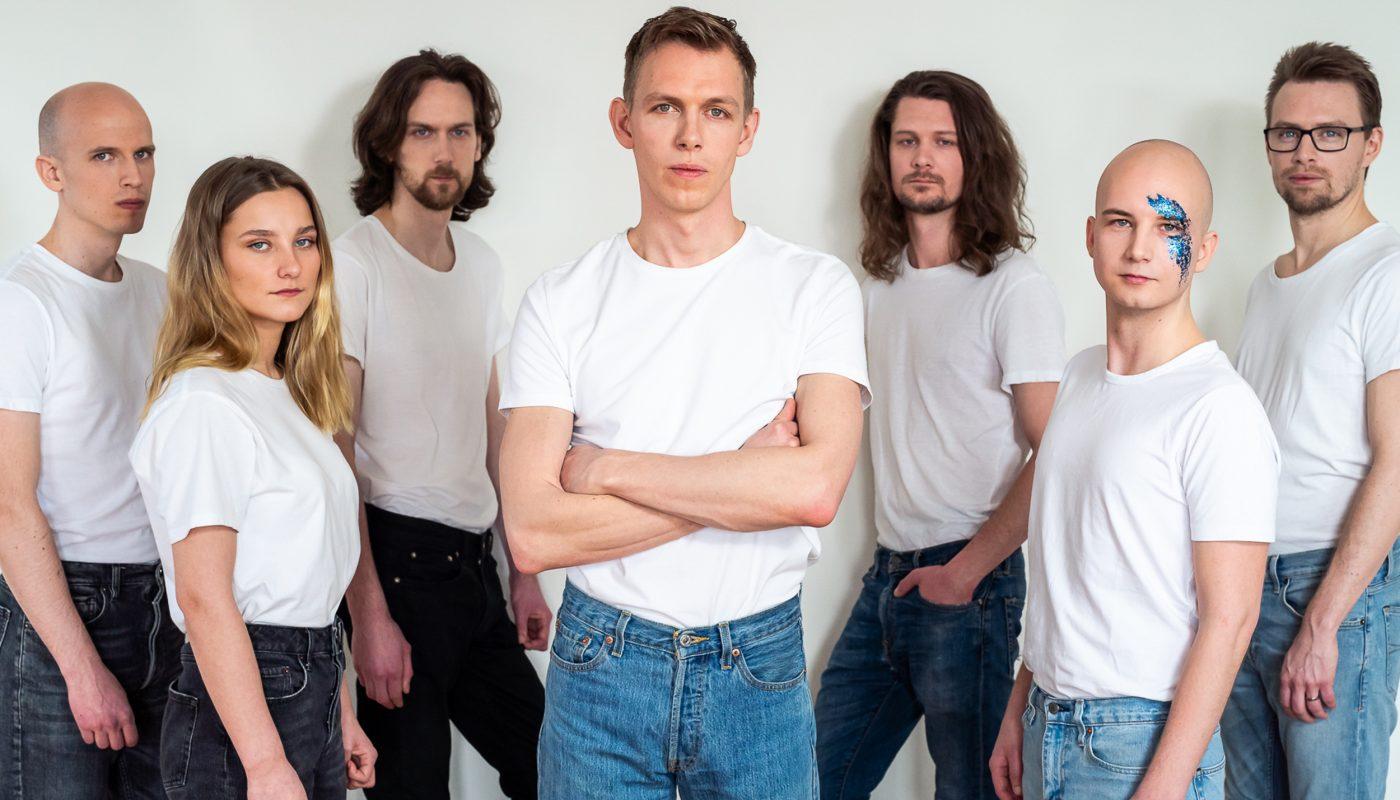 """Gustafs Dagar förflyttar lyssnaren till björklövsdekorerade gymnastiksalar med singeln """"Vaggvisa"""""""