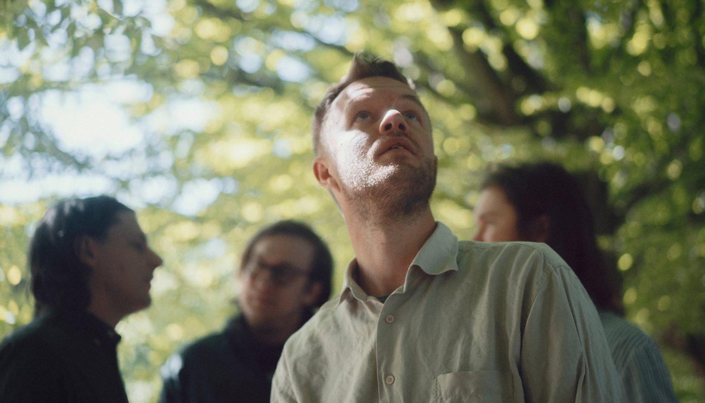 """Croquis är aktuella med det vackra debutalbumet """"No Longer, Not Yet"""""""