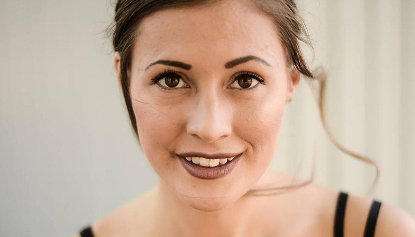 Helena Nordin satsar på det nya livestream-konceptet Fredagslive